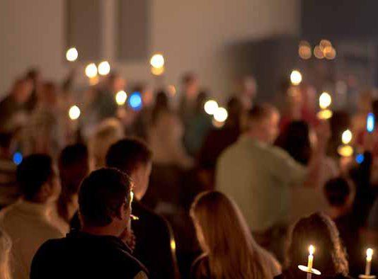 preghiere della sera