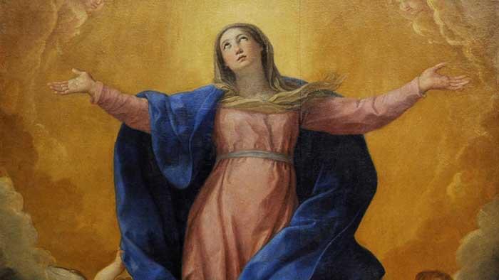 preghiere della sera alla madonna