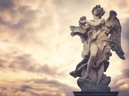 Coroncina angelo custode